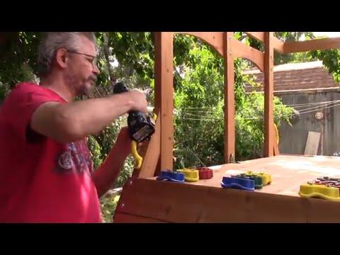 DIY Rocken Adventure Wooden Swing Set (V11 of 14)