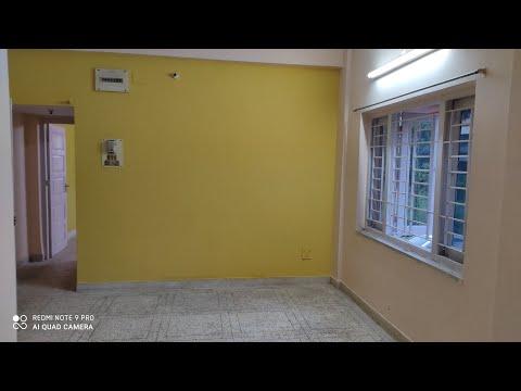 2 Bhk 995 Sqft Flat Sale at Salt Lake City, Kolkata, near Karunamoy Metro, 1st floor 📲8910901629