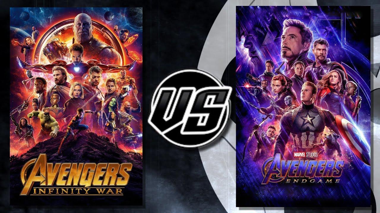 Infinity war vs. Endgame