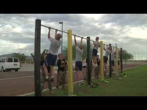 2017 Ranger Physical Fitness Test  U S  Army Ranger School