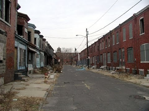 Economic Policies & Urban Decay: New York, D.C., L.A. & America's Big Cities (1997)