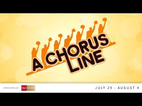 A Chorus Line | The Muny