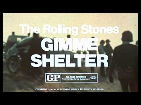 The Rolling Stones - Gimme Shelter: Trailer 2 (1970) (HD)