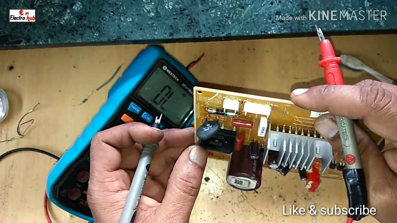 Samsung Refrig Wiring Diagram