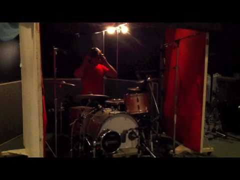 CHESCA - Recording Day 1: Drums