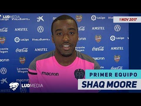 """Shaq Moore: """"Debutar en una de las mejores ligas del mundo es un sueño cumplido"""""""