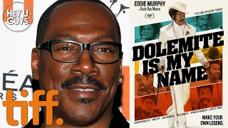 Dolemite is my Name Premiere: Eddie Murphy & Wesley Snipes on the new film (and Coming 2 America)