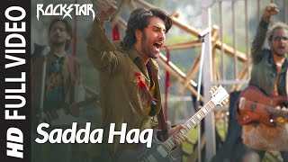 """Sadda Haq Rockstar"" (Official video song) ""Ranbir Kapoor"""