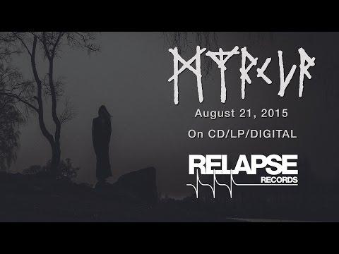"""MYRKUR - """"Jeg Er Guden, I Er Tjenerne"""" (Official Track)"""