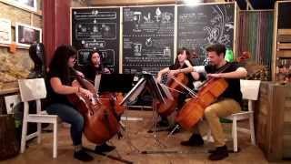 Cierre Pop-Up Store del Mercado de la Cosecha con Soncello Quartet (Teaser)