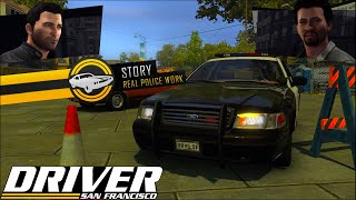 Real Police Work - Driver San Francisco | Chapter 2 | Gameplay #6