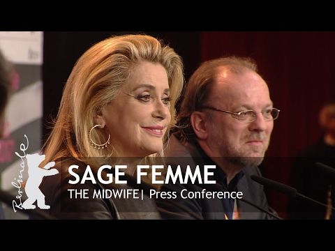 Sage Femme | Press Conference Highlights | Berlinale 2017