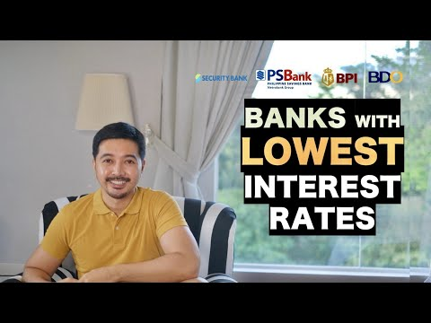 Banks with Lowest Interest Rate ( Housing Loan )