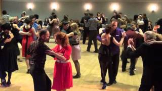 Grandee milonga of the Days of a Tango 2015 festival 11.12.2015