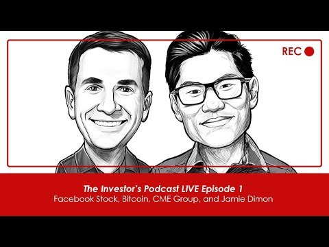 Stig Brodersen and Preston Pysh - Facebook Stock, Bitcoin, CME Group, Jamie Dimon