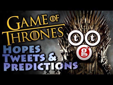 Telltale's Game Of Thrones:  Hopes, Tweets, & Predictions X_X #IronFromIce