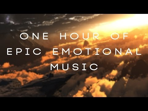 1 Hour of Epic Emotional Orchestral Music