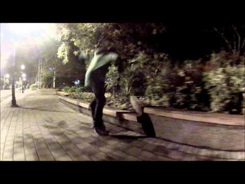 Night Skating with Steven Boyd