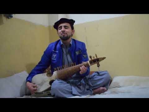 Bibi Shirini pashto song with rabab by burhan khan