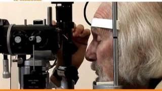 Le glaucome / Ne pas se laisser aveugler
