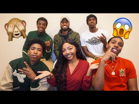 Dropping Hoes, Celibacy, Nosy Exes?! | Whole Milk Gang Q&A + BLOOPERS