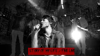 Harry Styles & One Direction - Story Of My Life / Fine Line (Mashup)