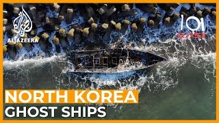 North Korea's Ghost Ships | 101 East