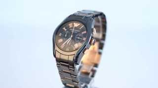 Emporio Armani watches AR1410 FULL HD VIDEO - HOW TO SPOT FAKE, REVIEW, PRICE, CERAMICA WATCH