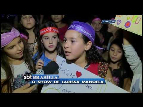 Larissa Manoela em Brasília