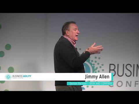 Founder's Mentality and Micro-battles by Jimmy Allen | Senior Partner @ Bain and Company