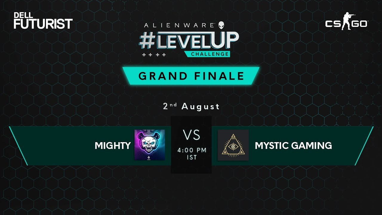 Dell Futurist Presents Alienware LevelUp Challenge | Grand Finale
