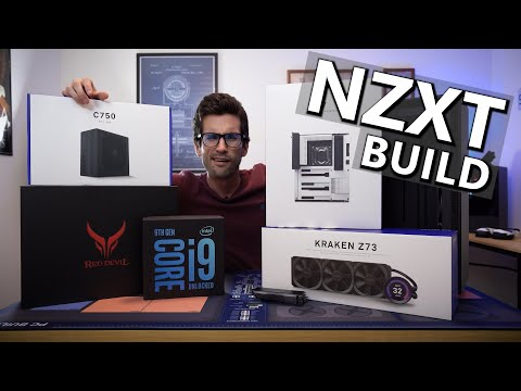 I Built an NZXT Gaming PC!