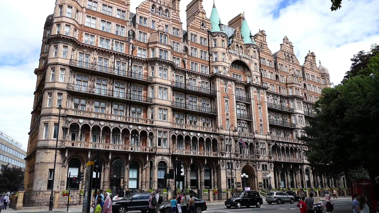 Secrets Of The Imperial Hotel Hotel Russell London