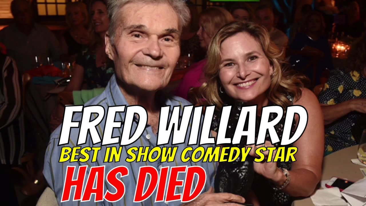 Fred Willard, 'Best in Show' and 'Modern Family' comedy star, has ...
