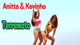 Terremoto Anitta & Kevinho  cover dance Waveya 웨이브야