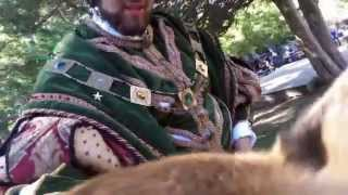 Kansas City Renaissance Festival Corgi Cam Pet Day