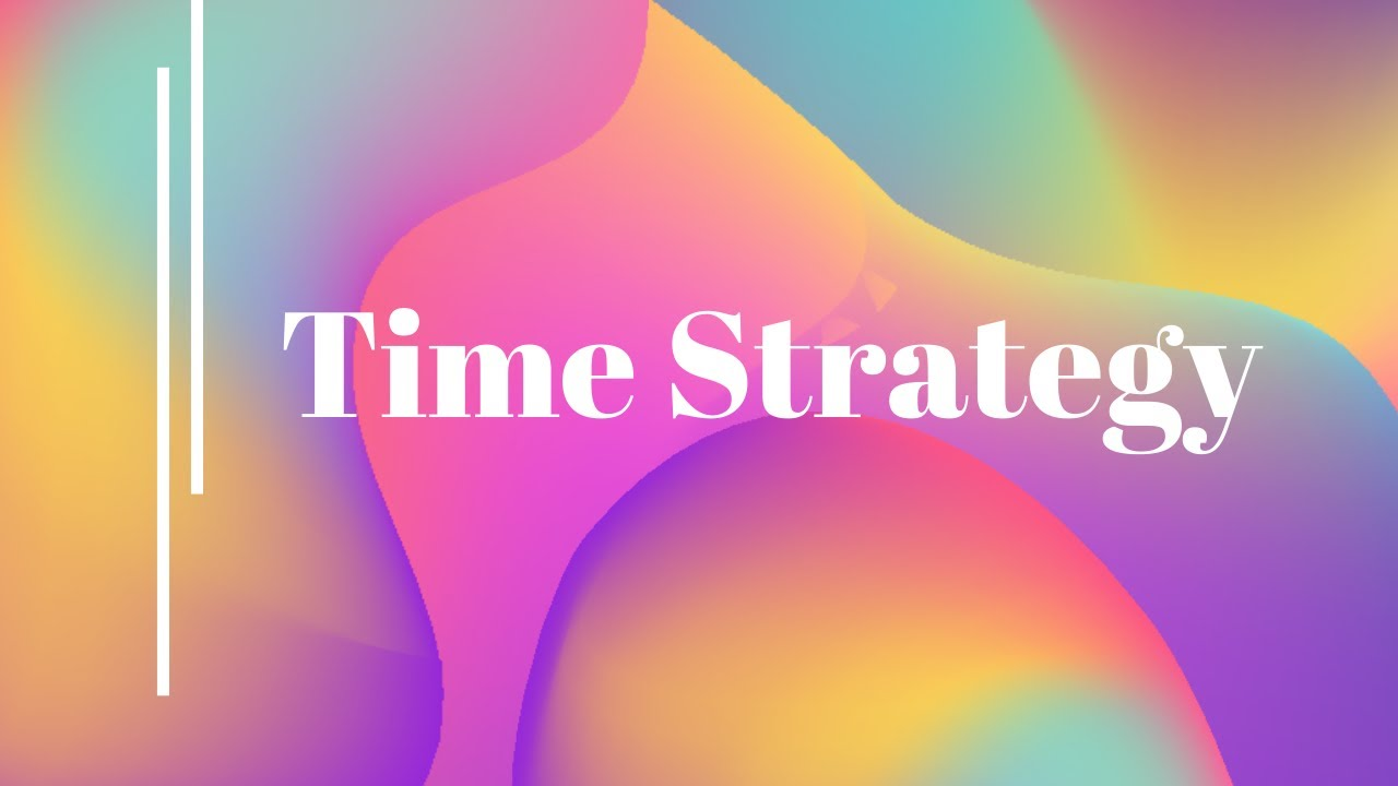 Time Strategy | Apostle Mike Klump