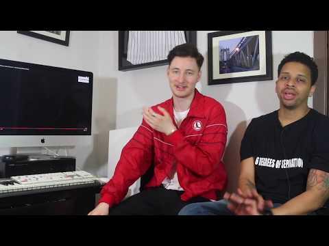 BURNS x Maluma x Rae Sremmurd - Hands On Me (Official Video) ( reacción)