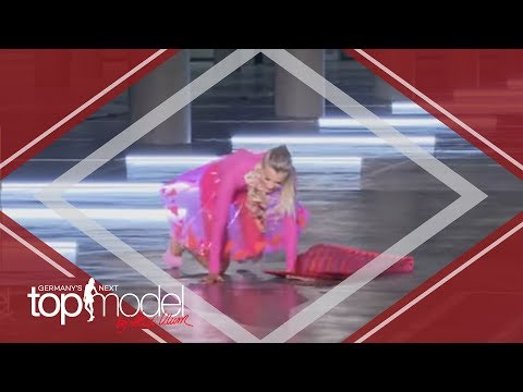 FINAL COUNTDOWN: Schock bei Serlinas Sturz | Germany's next Topmodel | ProSieben