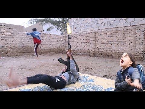 تحشيش  لعبة العراق اشرد اخوتي خبلوني اذا ماضحكت مع انور الزرفي  احذف القناه