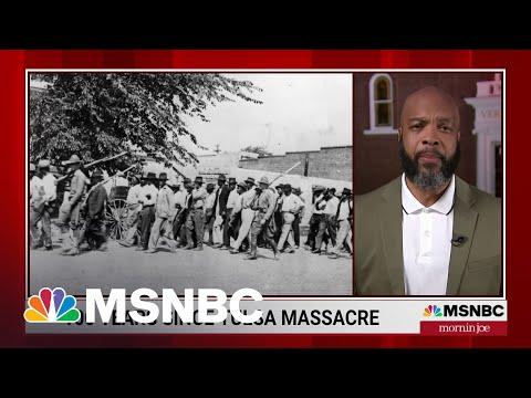 Trymaine Lee On The Anniversary Of Tulsa Race Massacre