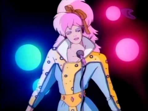 Jem & The Holograms feat. The Misfits - Jem Is My Name (Extended 12'' Opening)