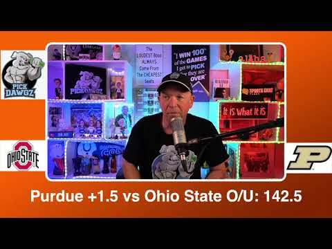 Purdue vs Ohio State 3/12/21 Free College Basketball Pick and Prediction CBB Betting Tips