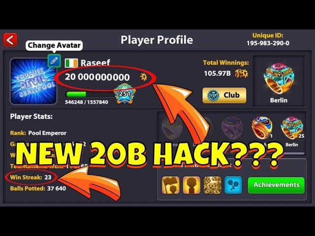HOW I REALLY GOT / HACKED 20 BILLION COINS + Must Watch!!