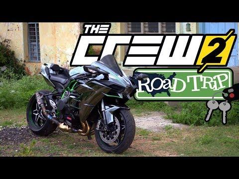 viaggio in moto con marioville the crew 2 youtube. Black Bedroom Furniture Sets. Home Design Ideas