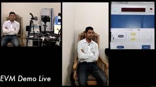 EVM Live Hacking Demo, (Vote Transfer) Syed Shuja