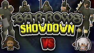 Barrows Showdown Challenge - Tanzoo vs Virtoso - Episode 94