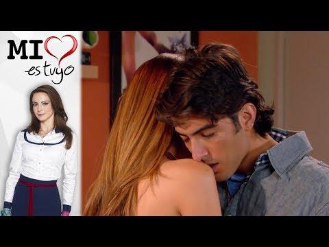 ¡Fanny Y León Hacen El Amor!   Mi Corazón Es Tuyo - Televisa