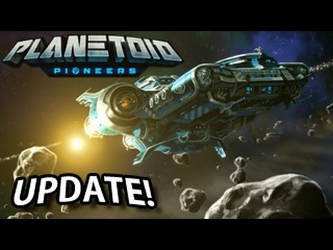 New Planetoid Pioneers Update!