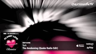 York - The Awakening (Quake Radio Edit)